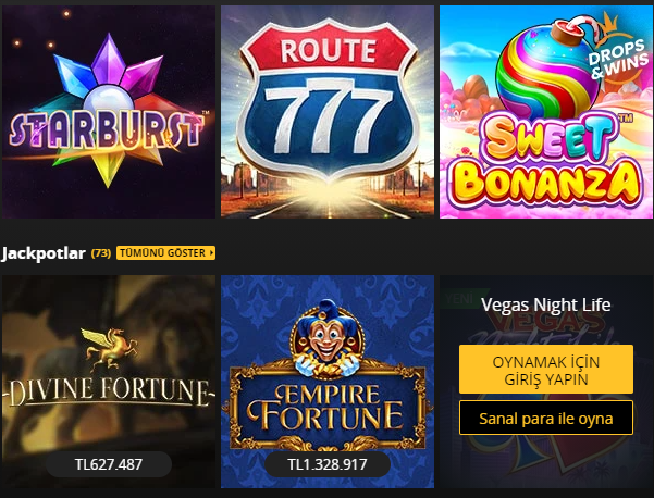 mobilbahis-casino-oyunlari